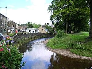 Pendle Water - Pendle Water in Barrowford