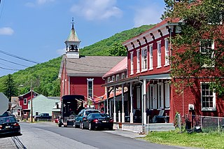 Port Clinton, Pennsylvania Borough in Pennsylvania, United States