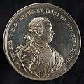 Penning op de inhuldiging van Willem V als stadhouder, objectnr 51609(1).JPG