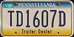 Pennsylvania Trailer Dealer License Plate.jpg