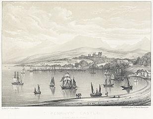 Penrhyn Castle: From Garth Point