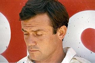 Patrick Tambay French racecar driver