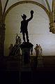 Perseu de Cellini a la Loggia dels Lanzi de Florència.JPG