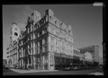Perspective view looking southeast. - Mitchell Building, 207 East Michigan Street, Milwaukee, Milwaukee County, WI HABS WIS,40-MILWA,5-6.tif