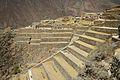 Peru - Sacred Valley & Incan Ruins 235 - Ollantaytambo ruins (8115057890).jpg