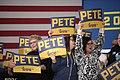 Pete Buttigieg supporters (49382486146).jpg