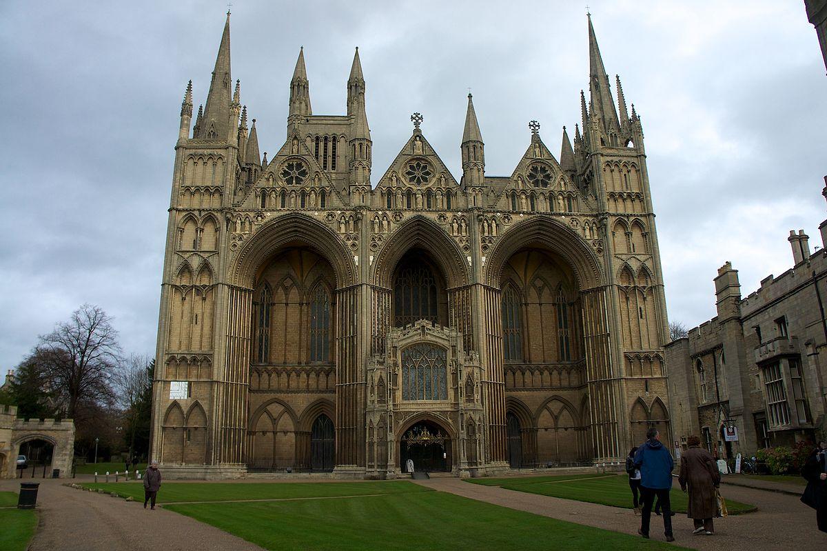 Peterborough - Simple English Wikipedia, the free encyclopedia