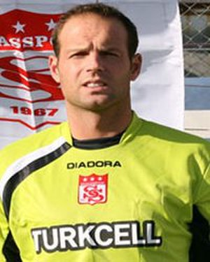 Michael Petkovic - Petkovic at Sivasspor in 2006