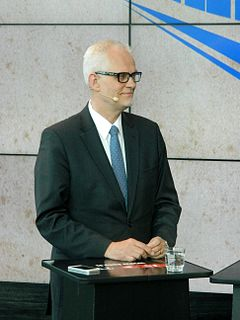 Petri Sarvamaa Finnish politician and journalist
