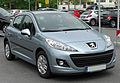 Peugeot 207 Facelift front 20100508.jpg