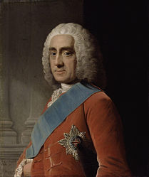 Allan Ramsay: Philip Dormer Stanhope, 4th Earl of Chesterfield