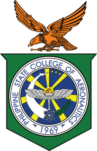 Philippine State College of Aeronautics - Seal of the Philippine State College of Aeronautics