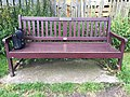 Photograph of a bench (OpenBenches 501).jpg