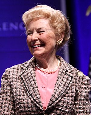 Phyllis Schlafly - Schlafly in 2011