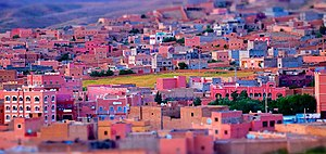 Health in Morocco - Image: Picture of Morocco