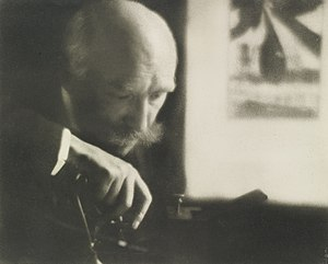 Pierre Dubreuil - Self-portrait of Dubreuil circa 1909