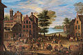 Pieter Bout and Adriaen Frans Boudewijns - The Market Place.jpg