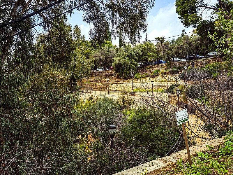 גן אברהם,רמת גן