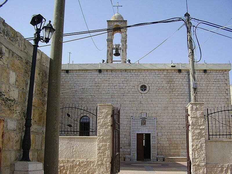 הכנסייה בפסוטה