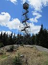 Pillsbury Mountain Forest Fire Observation Station