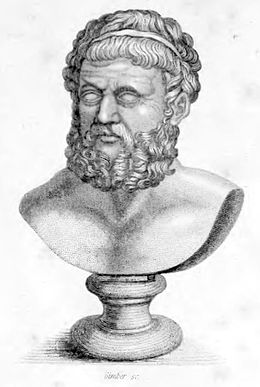 Pindar bust - Pindar and Anacreon (1864).jpg