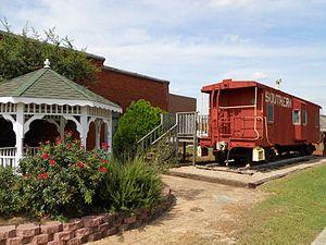 Pine Mountain, Harris County, Georgia - Image: Pine Mountain Georgia Chipley Historical Center