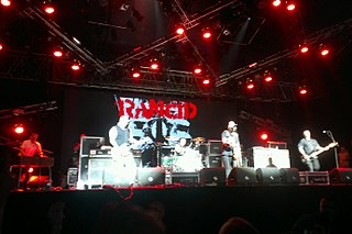 Rancid (band) American punk rock band
