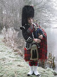 Шотландский национальный костюм — Википедия cf1e739c9f78c