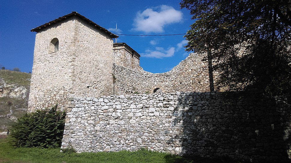 Pirot fortress, Serbia 09