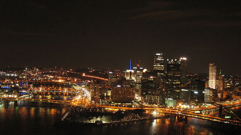 File:Pittsburgh Night View (6804788844).jpg