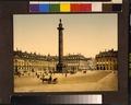 Place Vendome, Paris, France-LCCN2001698543.tif