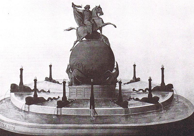 Fichier:Place de l'Europe - Fontaine Napoléon.jpg