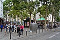 Place des Abbesses 2, Paris 24 August 2013.jpg