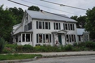 Plainfield Village Historic District