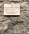 Plaque Jean-Roch Coignet à Druyes (Yonne, France).jpg