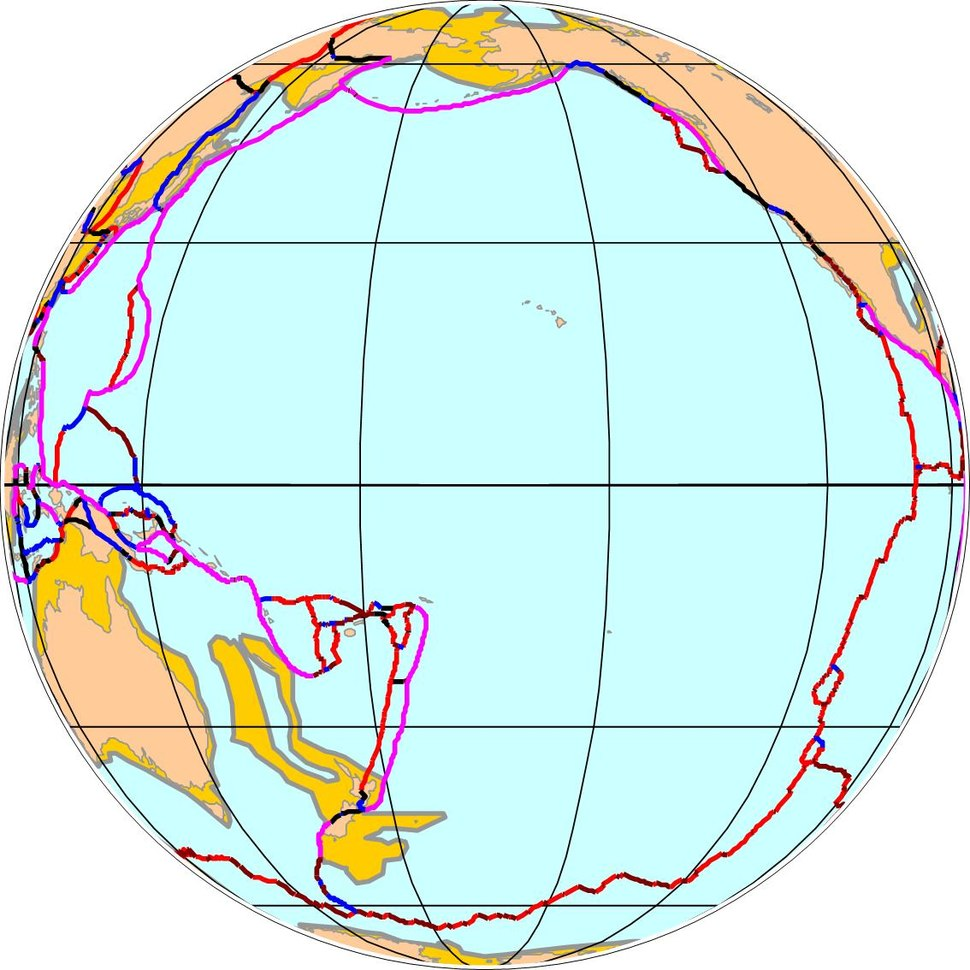Plaque Pacifique