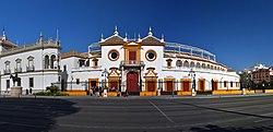 Arènes de la Real Maestranza de Caballería de Séville
