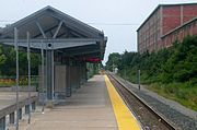 Plymouth MBTA Station