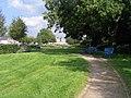 Pocket park, Whitefriars Lane - geograph.org.uk - 970269.jpg