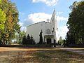 Podlaskie - Korycin - Bombla - Kościół Niepokalanego Serca NMP 20110925 07.JPG