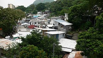 Southern District (Hong Kong) - Pok Fu Lam Village