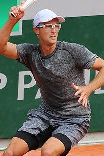 Peter Polansky Canadian tennis player