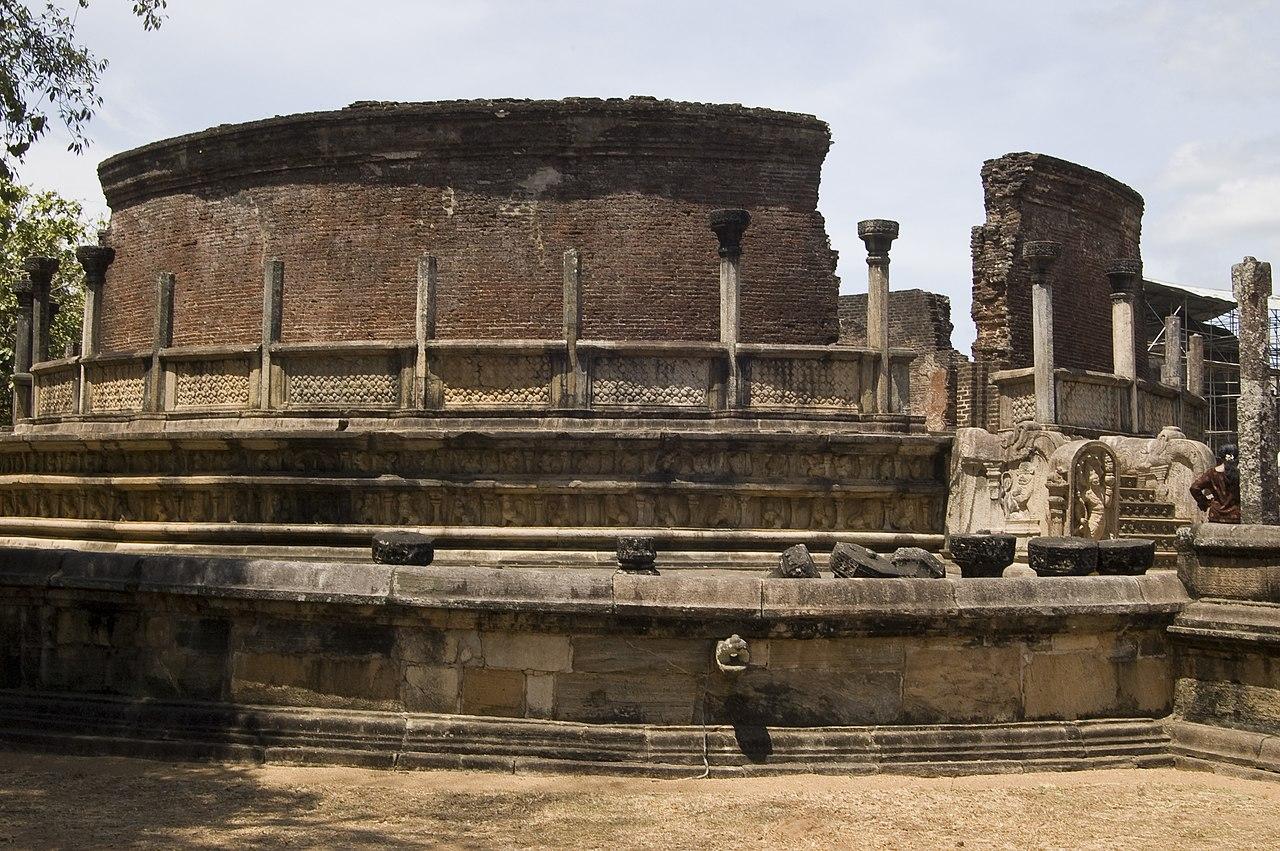 Polonnaruwa Sri Lanka  City new picture : Polonnaruwa quadrangle Sri Lanka
