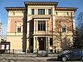 Polska institutet, Villagatan.jpg
