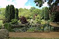 Pond in grounds of Breakspear Crematorium, Ruislip (2) - geograph.org.uk - 1353288.jpg