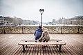 Pont des Arts, Paris 21 March 2013.jpg