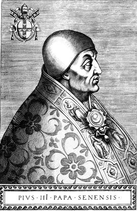 Pius III., Papst
