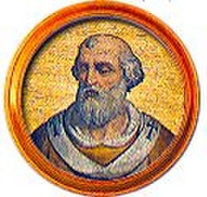 Pope-elect Stephen - Image: Pope Stephen (papacy 752 757)