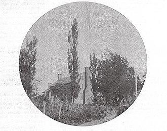 Patrick County, Virginia - Poplar Grove, Patrick County home of Col. Abram Penn