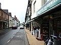Porlock Hardware, High Street, Porlock - geograph.org.uk - 1710779.jpg